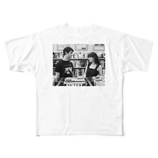 映画好きなオシャレさんへ Full graphic T-shirts