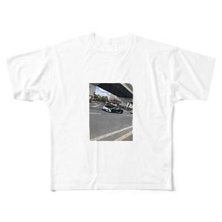 ランボルギーニ Full graphic T-shirts
