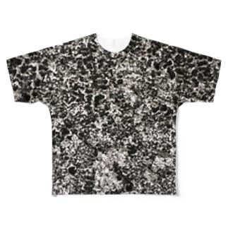 osakascrmhalf Full graphic T-shirts