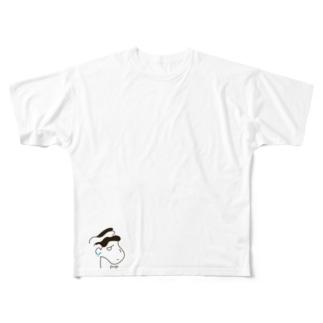 イケてるおにいさん Full graphic T-shirts