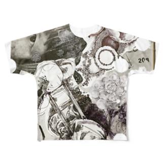 KHAOS Full graphic T-shirts