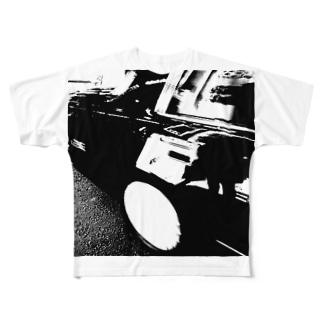 STREET DOWNTOWN All-Over Print T-Shirt