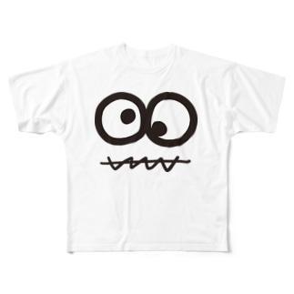 トルポン Full graphic T-shirts