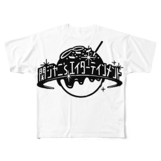 chisa128710のエイタメ Full graphic T-shirts