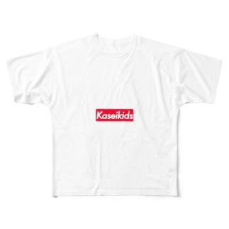 Kaseikids Full graphic T-shirts