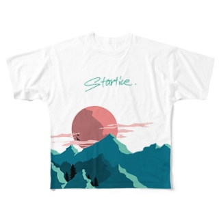 Startice : 03 Full graphic T-shirts