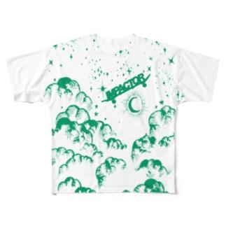 IMPACTOR/01 Full graphic T-shirts
