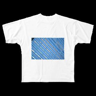 gen_18782のTokyo urban Full graphic T-shirts