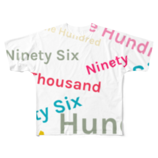 R.kitazawaのOne Thousand Full graphic T-shirts