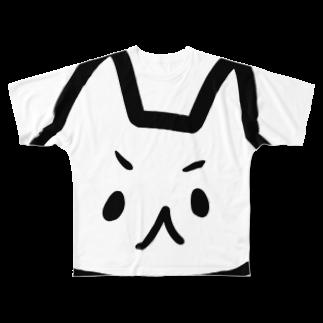 xRIOxのねこねこ Full graphic T-shirts