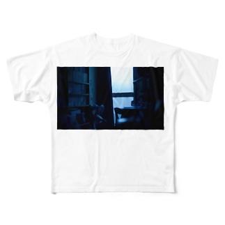 なんかできたぞ Full graphic T-shirts