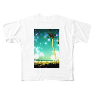 surf Full graphic T-shirts