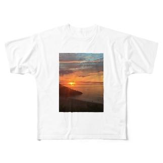 わわわ Full graphic T-shirts