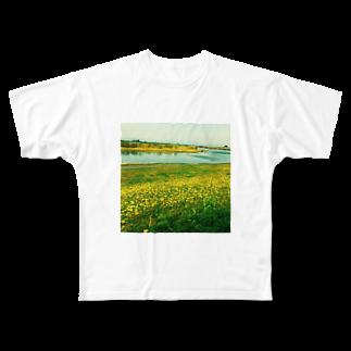uz_mz_の自分用 Full graphic T-shirts