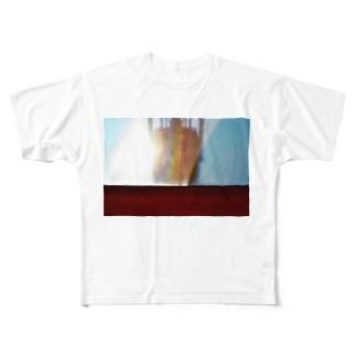 1p『退廃の観覧車』 Full graphic T-shirts