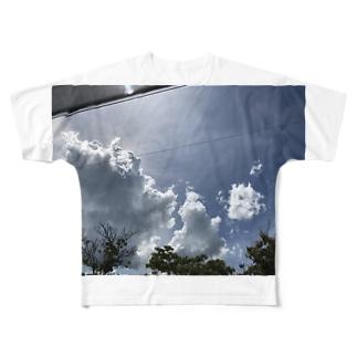 きれいめソラ Full graphic T-shirts