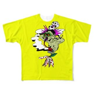 Hey! PentasStar cluster!! Full graphic T-shirts