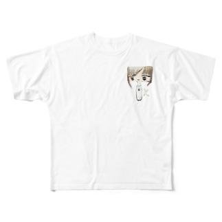 handy-K Full graphic T-shirts