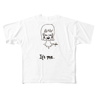 it's me Full graphic T-shirts