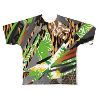URUTO Full graphic T-shirts
