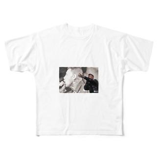 フジロックのkohh Full graphic T-shirts