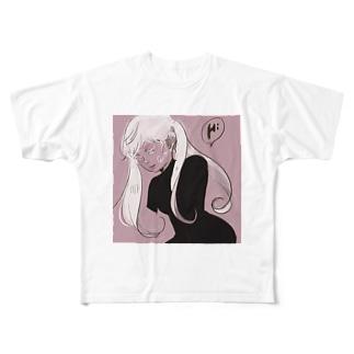 未来 Full graphic T-shirts