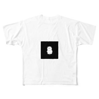 なき Full graphic T-shirts