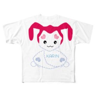 Karin Full graphic T-shirts