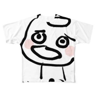 かっぱらえ Full graphic T-shirts