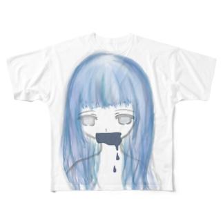 tsugumi01_tshirt Full graphic T-shirts