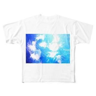 きらびやか Full graphic T-shirts