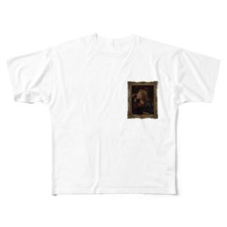 ellenterrterry Full graphic T-shirts