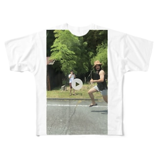 さまでい Full graphic T-shirts