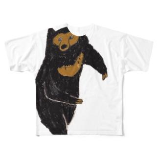 マレーグマ Full graphic T-shirts