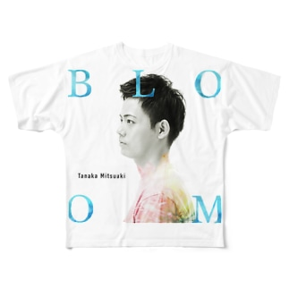 BLOOM Full graphic T-shirts