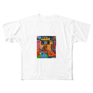 KITCHEN Full graphic T-shirts