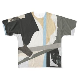 KonTon-ConteRock Full graphic T-shirts