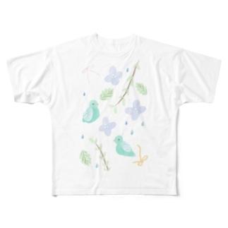 torisann Full graphic T-shirts