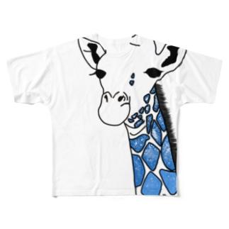 kirin Full graphic T-shirts