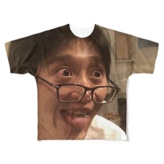 sohskiの教育者 Full graphic T-shirts