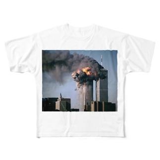 w9.b1a Full graphic T-shirts