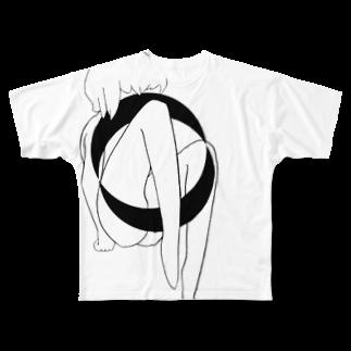spepenのVenn Full graphic T-shirts