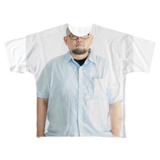NIOUDACHI T Full graphic T-shirts