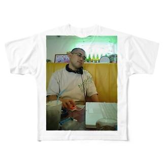 MUKIRYOKU T Full graphic T-shirts