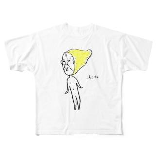 taito10020916のカラーレモンさん Full graphic T-shirts