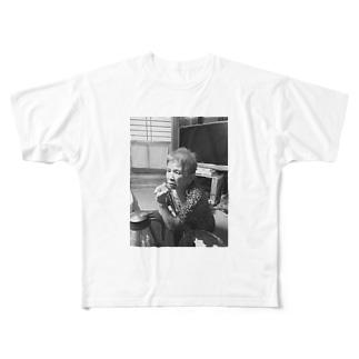 Shota of the Deadの我がババア Full graphic T-shirts