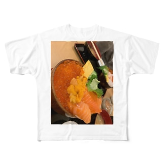 KAISENDON Full graphic T-shirts