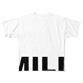 MILF the standerd Full graphic T-shirts