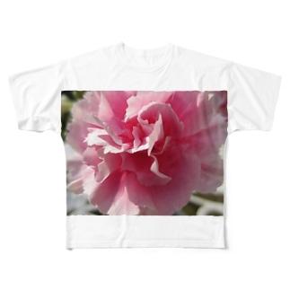 Dreamscape(天空の風)の愛を運んで♡ Full graphic T-shirts