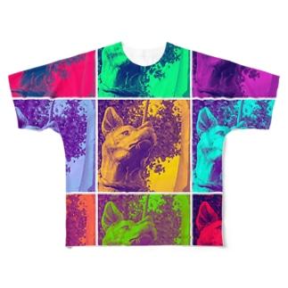 SAIGO-KEN Full graphic T-shirts